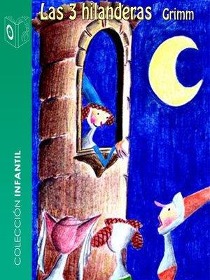 cover image of Las tres hilanderas--dramatizado