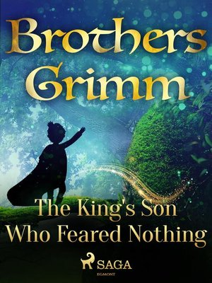 cover image of The King's Son Who Feared Nothing