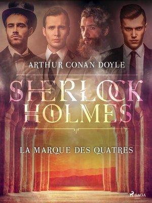 cover image of La Marque des Quatres