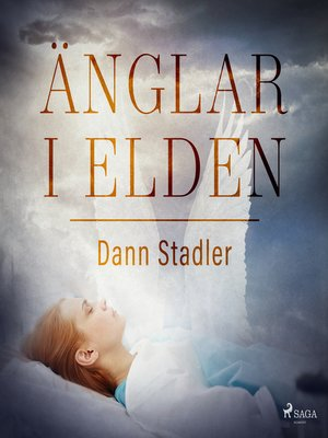 cover image of Änglar i elden