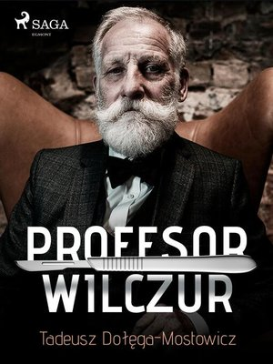 cover image of Profesor Wilczur