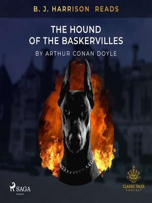 cover image of B. J. Harrison Reads the Hound of the Baskervilles