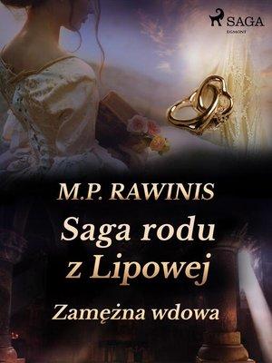 cover image of Saga rodu z Lipowej 35