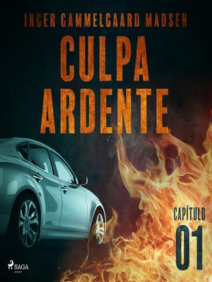cover image of Culpa ardente--Capítulo 1