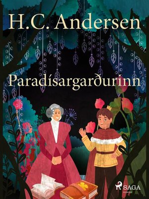 cover image of Paradísargarðurinn