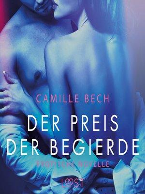cover image of Der Preis der Begierde