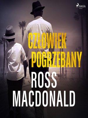 cover image of Człowiek pogrzebany