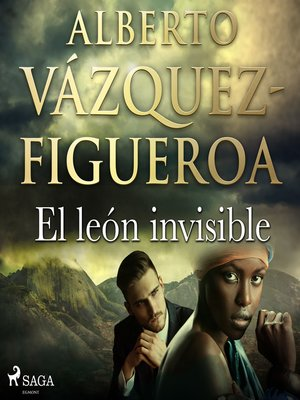cover image of El león invisible