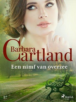 cover image of Een nimf van overzee