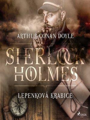 cover image of Lepenková krabice