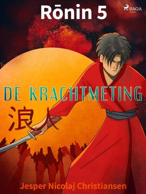 cover image of Ronin 5--De krachtmeting