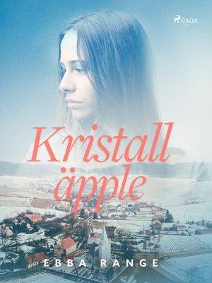 cover image of Kristalläpple