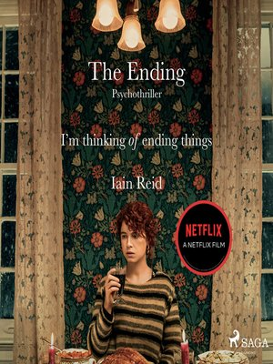cover image of The Ending--Psychothriller