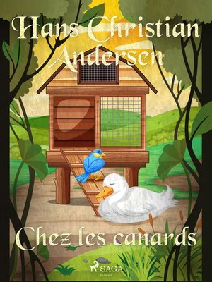 cover image of Chez les canards