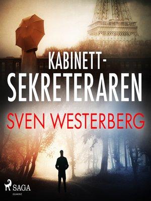 cover image of Kabinettsekreteraren