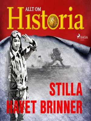cover image of Stilla havet brinner