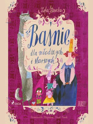 cover image of Baśnie dla młodszych i starszych