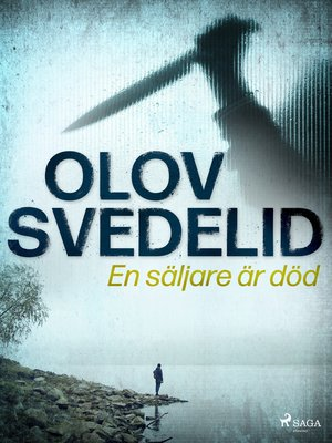 cover image of En säljare är död