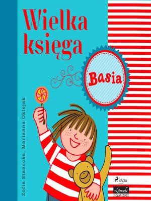 cover image of Wielka księga--Basia