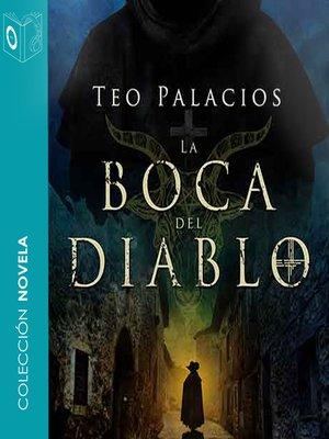 cover image of La boca del diablo