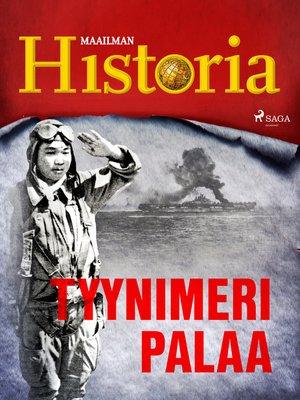 cover image of Tyynimeri palaa