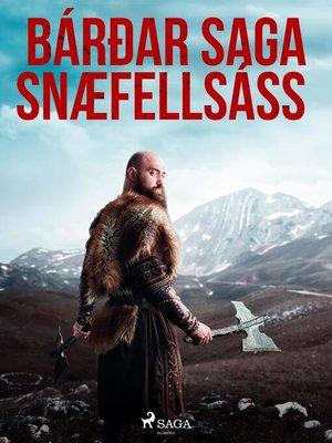 cover image of Bárðar saga Snæfellsáss