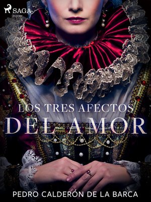 cover image of Los tres afectos del amor