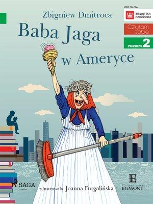 cover image of Baba Jaga w Ameryce