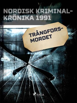 cover image of Trångforsmordet