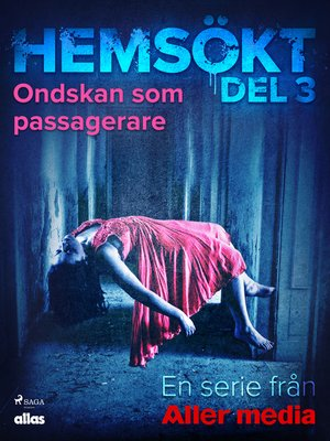 cover image of Ondskan som passagerare