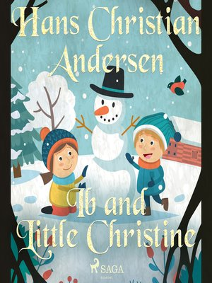 cover image of Ib and Little Christine