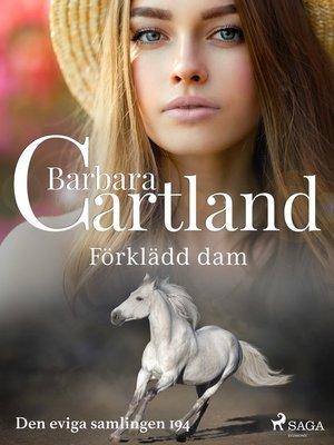 cover image of Förklädd dam