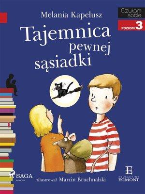 cover image of Tajemnica pewnej sąsiadki