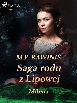cover image of Saga rodu z Lipowej 34