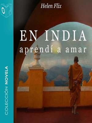cover image of En India aprendí a amar--no dramatizado