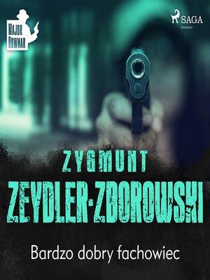 cover image of Bardzo dobry fachowiec