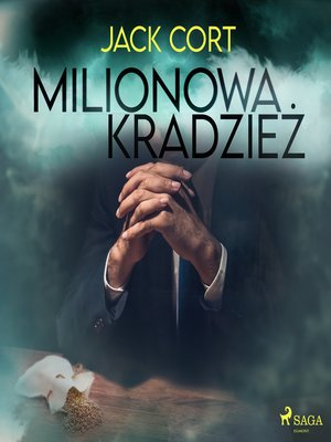 cover image of Milionowa kradzież