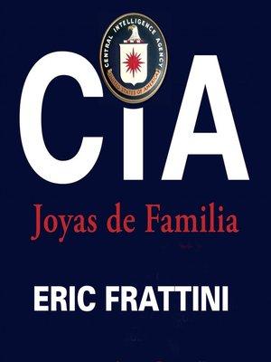 cover image of CIA, Joyas de familia