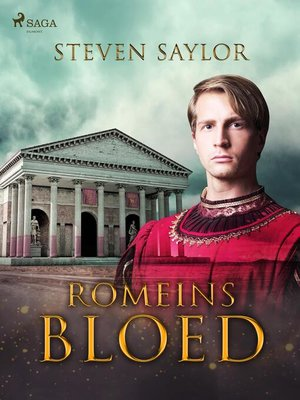 cover image of Romeins bloed