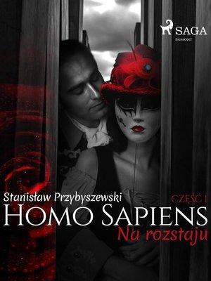 cover image of Homo sapiens 1