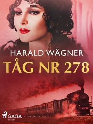 cover image of Tåg nr 278