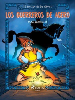 cover image of El destino de los elfos 1