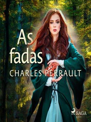 cover image of As fadas