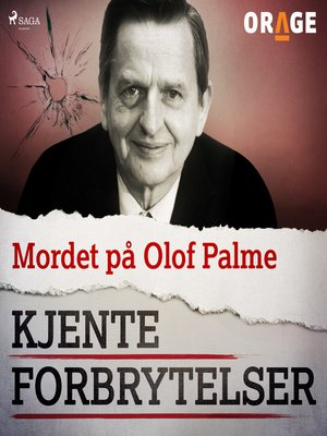 cover image of Mordet på Olof Palme