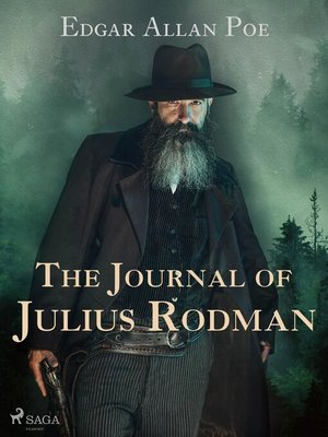 cover image of The Journal of Julius Rodman