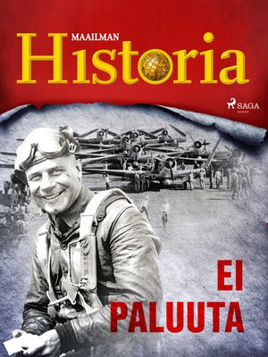 cover image of Ei paluuta