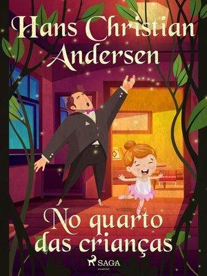 cover image of No quarto das crianças