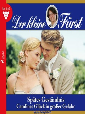 cover image of Der kleine Fürst, 116