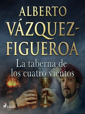 cover image of La taberna de los cuatro vientos