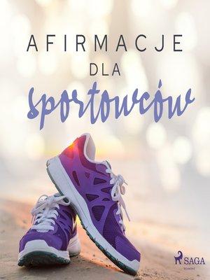 cover image of Afirmacje dla sportowców